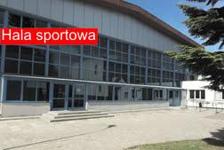 Hala sportowa MOSiR Lubaczów